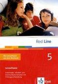 Klasse 9, Die Lernsoftware aus dem Workbook, CD-ROM / Red Line Bd.5
