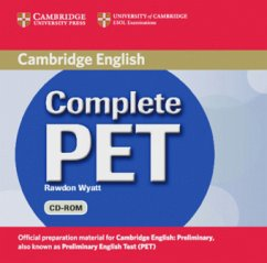 Complete PET - Student's Book with answers, w. CD-ROM and Class Audio-CDs