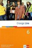 Orange Line. Workbook Teil 6 (6. Lernjahr) Erweiterungskurs