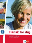 Dansk for dig (A1-A2). Lehrbuch mit 2 Audio-CDs