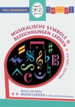 Musikalische Symbole & Bezeichnungen lernen