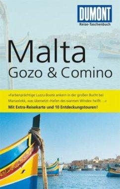 DuMont Reise-Taschenbuch Malta, Gozo & Comino - Latzke, Hans E.