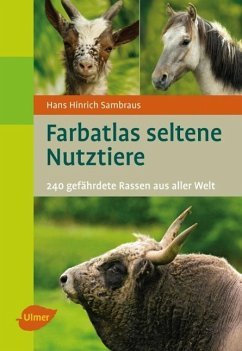 Farbatlas Seltene Nutztiere