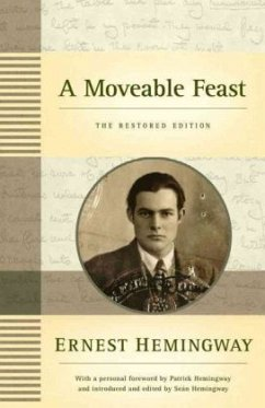 Moveable Feast. The Restored Edition - Hemingway, Ernest