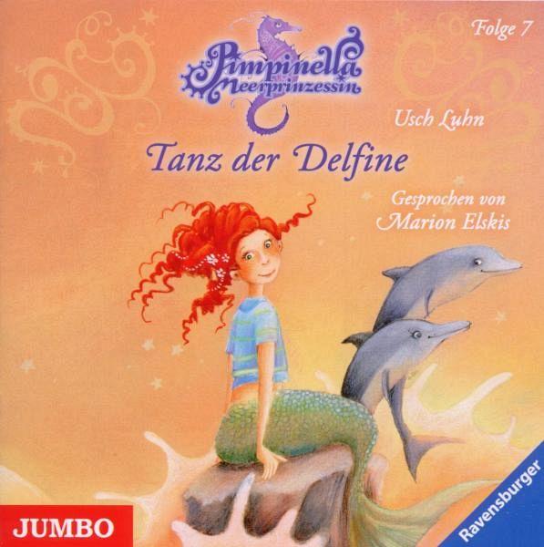 Tanz der Delfine / Pimpinella Meerprinzessin Bd.7