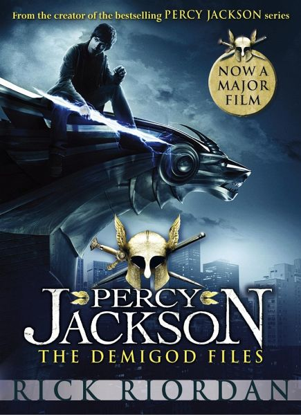 percy jackson and the demigod files pdf download