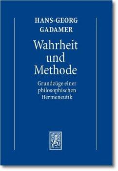 Gesammelte Werke 1 - Gadamer, Hans-Georg