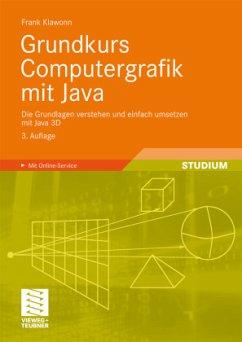 Grundkurs Computergrafik mit Java - Klawonn, Frank