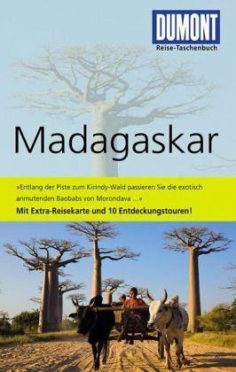 DuMont Reise-Taschenbuch Madagaskar - Hooge, Heiko