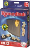 Jumbo 03942 - Original Rummikub Reise, Aufbewahrungsbox, Travel, Familienspiel, Reisespiel