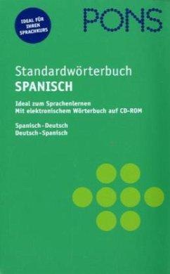 Standarwörterbuch español-alemán, Deutsch-Spanish