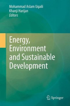 Energy, Environment and Sustainable Development - Uqaili, Mohammed Aslam; Khanji, Harijan
