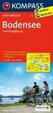 Kompass Fahrradkarte Bodensee und Umgebung / Kompass Fahrradkarten