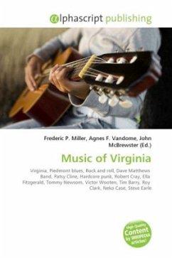 Music of Virginia