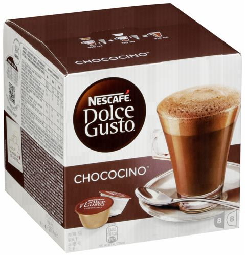 nescafe dolce gusto chococino kaffeekapseln portofrei bei b kaufen. Black Bedroom Furniture Sets. Home Design Ideas