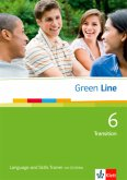 Green Line 6 Transition. Language and Skills Trainer mit CD-ROM