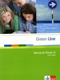 Green Line Oberstufe. Klasse 10. Schülerbuch mit CD-ROM