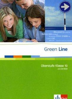 Green Line Oberstufe. Klasse 10. Schülerbuch mit CD-ROM - Horner, Marion; Carleton-Gertsch, Louise; Daymond, Elizabeth; Lampater, Peter; Klose, Hartmut