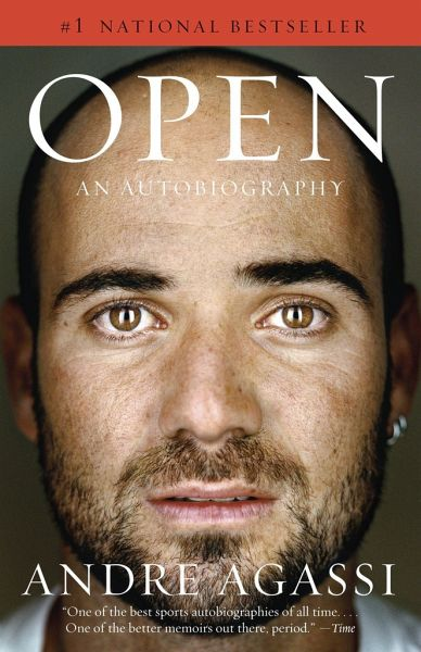 Open - Agassi, Andre