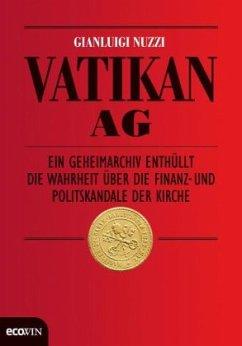 Vatikan AG - Nuzzi, Gianluigi