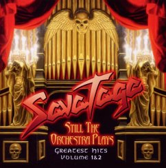 Still The Orchestra Plays-Greatest Hits Vol.1 & 2 - Savatage