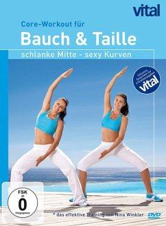 Vital - Core-Workout für Bauch & Taille - Phoenix,Tanit/Süßsauer,Michaela