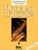 Popular Collection, Saxophone Alto + Piano/Keyboard