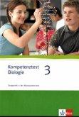 Kompetenztest Biologie 3. Mit Lösungsheft