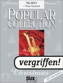 Popular Collection, Christmas, Trumpet + Piano/Keyboard