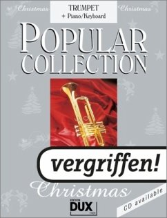 Popular Collection, Christmas, Trumpet + Piano/Keyboard - Himmer-Perez, Arturo