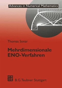 Mehrdimensionale ENO-Verfahren - Sonar, Thomas
