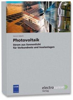 Photovoltaik - Häberlin, Heinrich