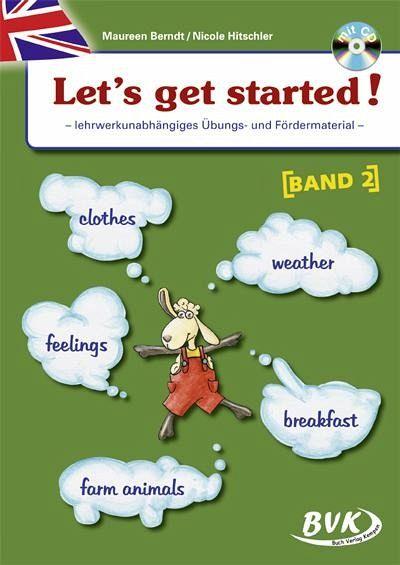 Let's get started Band 2 Bd.2 - Berndt, Maureen; Hitschler, Nicole