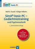 SimA®-basic-PC - Gedächtnistraining und Psychomotorik, Version 2.0, CD-ROM