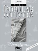 Popular Collection, Christmas, Clarinet Solo