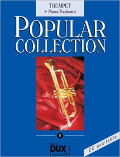 Popular Collection, Trumpet + Piano/Keyboard