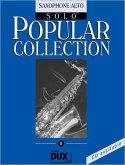 Popular Collection, Saxophone Alto Solo