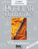 Popular Collection, Christmas, Clarinet + Piano/Keyboard