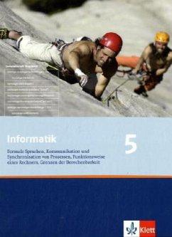 Informatik. Schülerbuch 12. Klasse. Ausgabe für...