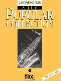 Popular Collection, Saxophone Alto Solo
