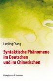 Syntaktische Phänomene im Deutschen und im Chinesischen