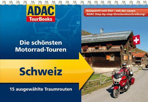 ADAC TourBooks Schweiz