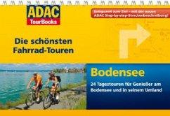 ADAC TourBooks Die schönsten Fahrrad-Touren, Bodensee