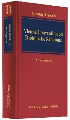 Vienna Conventions on Diplomatic and Consular R...