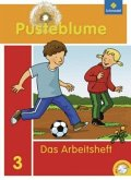 Pusteblume 3. Das Sprachbuch. Arbeitsheft mit CD-ROM - Ausgabe 2010 für Berlin, Brandenburg, Mecklenburg-Vorpommern und Sachsen-Anhalt