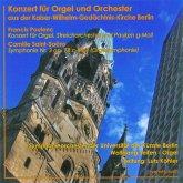 Konzert Für Orgel U.Orchester-Live-