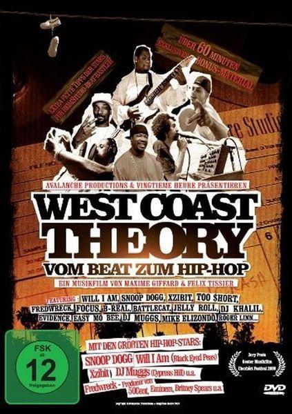 west coast theory vom beat zum hip hop film auf dvd. Black Bedroom Furniture Sets. Home Design Ideas