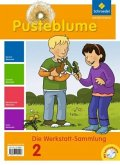 2. Schuljahr, Werkstatt-Sammlung, 4 Hefte m. CD-ROM / Pusteblume, Die Werkstatt-Sammlung (2010)