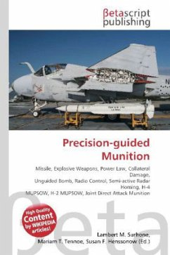 Precision-guided Munition