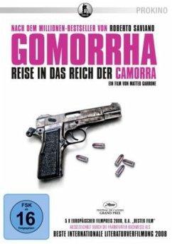 Gomorrha - Reise in das Reich der Camorra - 2 Disc DVD - Servillo,Toni/Abruzzese,Salvatore